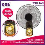 Ventilateur pratique grand de mur de 18 pouces avec la longue vie