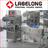 Manchons d'étiquettes automatiques Shrinking and Labelling Machine for Bottles