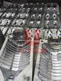 Halb-Selbsthaustier-Flaschen-durchbrennenmaschine/Strech durchbrennenmaschine