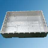 Высокоточный алюминиевый радиатор CNC для усилителя