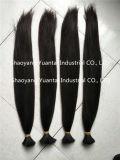 Нарисованное двойником роскошное естественное выдвижение большого части человеческих волос/волосы девственницы