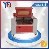 Ce da manufatura de China, produtos de vidro/de papel da máquina do gravador do laser do FDA das promoções