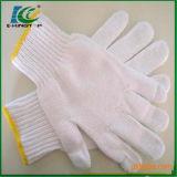 Связанные перчатки хлопка безопасности работы от Shandong