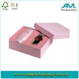 Regali di ritorno che impaccano la scatola di cartone delle caselle per crema antinvecchiamento