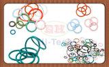 Уплотнительное кольцо с разных материалов (силикон, NBR, FKM) и цвета (черный, голубой, красный)