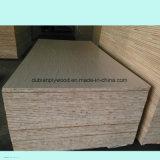 Contreplaqué en mélamine de 18 mm / Panneaux lattés en blocs pour usage de meubles