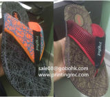 Il coperchio superiore progettato speciale dei pattini del Li Ning Kpu che modella la macchina mette in mostra la macchina di formatura della mascherina di calzatura