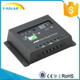 contrôleur de charge de la batterie de panneau solaire de 12V/24V 20A/régulateur 20I