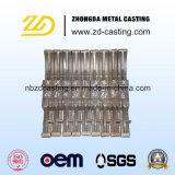 Pezzo fuso d'acciaio personalizzato della cera persa per la fornace