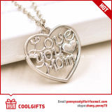 Новое ожерелье сердца ювелирных изделий конструкции 2017 для дочи и мамы