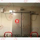 Раздвижная дверь для холодной комнаты/замораживателя взрыва/холодильных установок