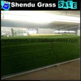 160stitch/Mの25mmの高密度の景色の総合的な草