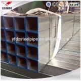 70X70/80X80/prezzo quadrato del tubo galvanizzato 100X100