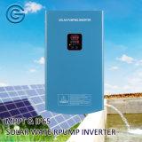 太陽用水系統のための太陽エネルギーACインバーター水か遠心分離機または下水または浸水許容ポンプ
