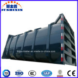 40FT 20FT 29.5cbm ISO Plaster Powder Tank Container with Csc