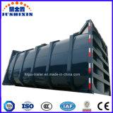 40FT 20FT 29.5cbm de Container van de Tank van het Poeder van het Pleister van ISO met Csc