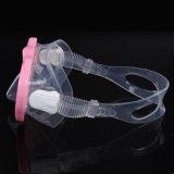 Máscara da natação do silicone do equipamento do mergulho autónomo