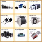 CNC 3 ejes kits de motor paso a paso, NEMA23 Motor paso a paso y el conductor