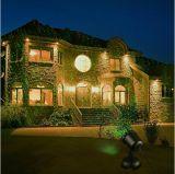 De openlucht Waterdichte Projector van de Laser van de Ster, de Projector van het Landschap, het Licht van het Landschap van de Vakantie met Draadloze Afstandsbediening, Rood en Groen