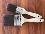 Cepillo de pintura de madera de la maneta con la comercialización material afilada de Australia de los filamentos