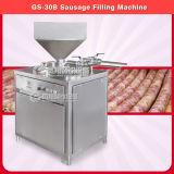 Machine de remplissage d'Enema de saucisse, remplissage de Stuffer de saucisse pour le centre de viande
