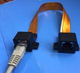 RJ45 de Vlakke Kabel van uitstekende kwaliteit van het Venster voor Netwerk