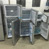 réfrigérateur solaire de C.C de la grande capacité 268L pour l'usage à la maison