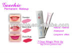Maquillaje Permanente Goochie 7 días Magia Rosa up Lip Gloss