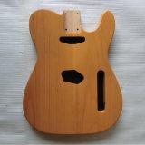 2部分のAlderによって老化させる性質のニトロ終了する遠いギターボディ