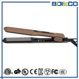 Rótulo de alisador de etiqueta privada Ferro Digital Fast Hair Straightener