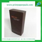 構成のプライマーおよびBbのクリーム色の包装の板紙箱のブラウンボックス