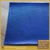 Cuir en cuir pour chaussures en bleu foncé (SP070100TM)