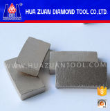 最上質の2000mm、2500mmの3000mmの大きいダイヤモンドセグメント