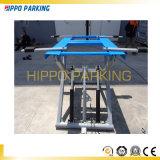 Scissor l'elevatore dell'automobile per uso di riparazione con la rotella mobile