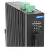 5 메가비트 섬유 포트 산업 Ethrenet 통신망 스위치