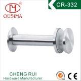 Parentesi di vetro fissate al muro dell'acciaio inossidabile per il corrimano (CR-332)