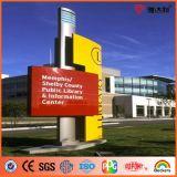위원회 (AF-380)를 광고하는 PVDF 색깔 입히는 Signage