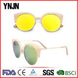 Óculos de sol coloridos do olho de gato das mulheres na moda novas elegantes