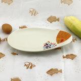 FASER Kitchenwareware Platte SGS-anerkannte Eco Bambus(YK-P3021)