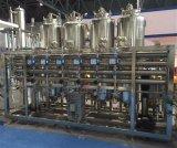 GMP浄水システムの調製、洗浄、洗浄工程