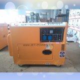 воздух 2-10kVA охладил генератор дизеля 5kVA изготовления цен генератора молчком