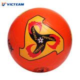 Venta Directa de Fábrica de coloridas pelotas de fútbol de goma