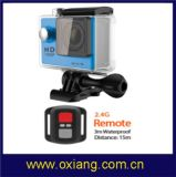 Appareil-photo imperméable à l'eau de 2.0 le sport extrême Sj5000 de plein HD1080p sports de WiFi de pouce a amélioré la version de Sj4000