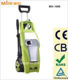 Lavadora de alta presión portátil del coche con Ce / CB / RoHS / TUV Mx-1699