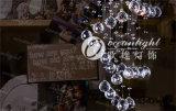 Lustre de cristal lustre de luxo lâmpada Om6819
