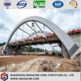 Certificated Modular Customized Heavy Steel Bridge Frame for Transportation
