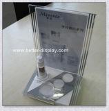 전시 Btr B2019 광고 서 있는 아크릴 장식용 지면