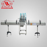 Máquinas de llenado automático de la botella de líquido con el llenado de la línea de producción
