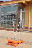 Cerco provisório galvanizado Austrália de China Mamufacture As4687-2007