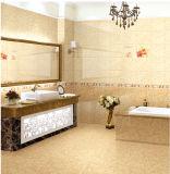 azulejo de cerámica esmaltado inyección de tinta interior de la pared del cuarto de baño 6D de 300X600m m (6917)